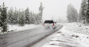 TIPS TO PREPARE YOUR VEHICLE FOR WINTER DRIVING