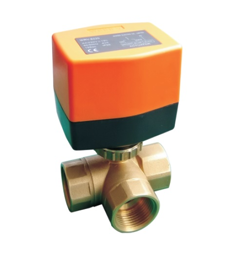 Motorized Ball Valves (Electric Actuated)