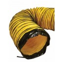 PVC Flexible Belted Cuffed Duct