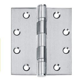 Door Hinges and Kick Plates