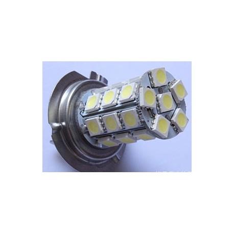 H7-27SMD-5050 12V LED Headlight - White 4500-6000K_D1161617_main