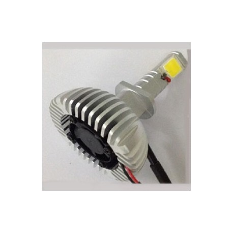 H1 High-Power LED Headlight - Red 4500-6000K_D1161632_main