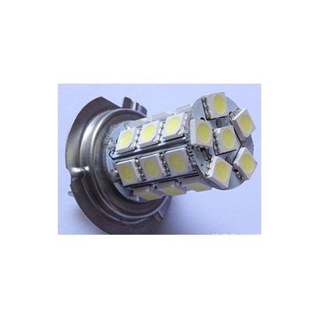 H1-27SMD-5050 12V LED Headlight - Red 4500-6000K - MPN :C1eX012-1_D1161634_main