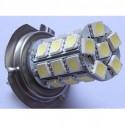 H7-27SMD-5050-12V High-Power LED Headlight - Yellow 4500-6000K_D1161651_1