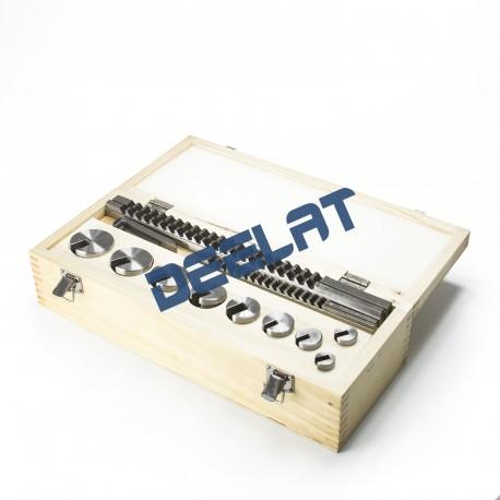 Keyway Broach Set - Type B & C, 36 Combinations_D1048450_main