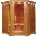 Infrared Sauna Room - 150x120x190 cm_D1163902_1