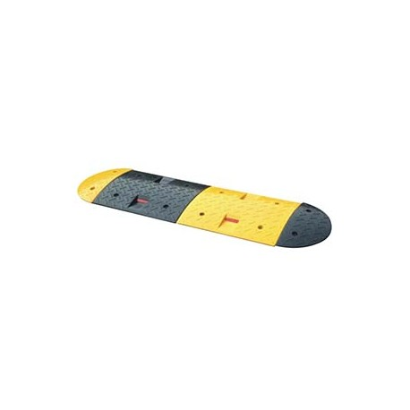 """Rubber Speed Bump - Middle Section - 19.7"""" x 16.9"""" x 2""""_D1146876_main"""
