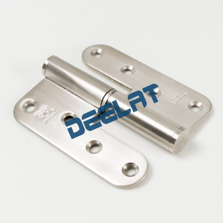 """Heavy Duty Hinge - 4"""" Lift-Off - Stainless Steel, Satin Finish - 100*100*3.5mm - 1 Pair_D1150366_main"""