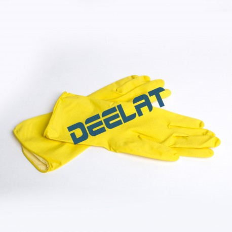 Dishwashing Gloves – PVC - Medium- Qty. 1 Pair_D1009050_main