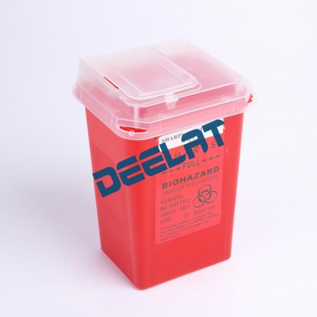 1 - Quart Sharps Container - Red_D1048415_main