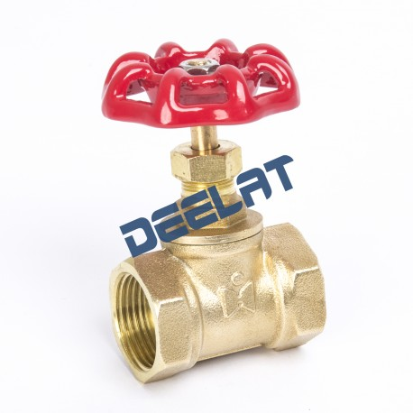 "Main Water Shut Off Valve – Copper – 3/4"" – Female-Female_D1141396_main"