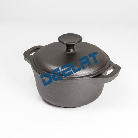 CMC Cast Iron Round Pot--18 cm_D1143164_main
