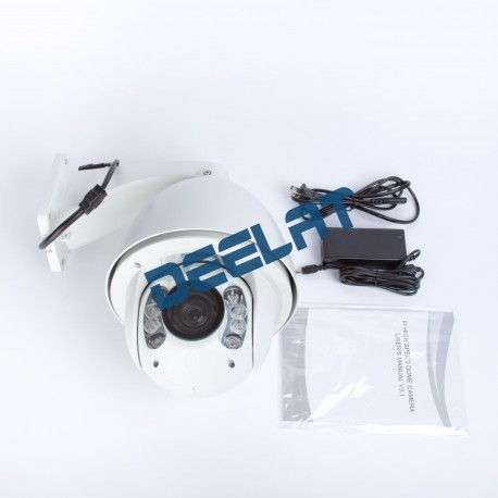Commercial Security Camera - 2MP PTZ - 8 IR LED - 20X Zoom VF Lens_D1147895_main
