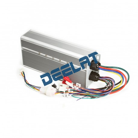 DC Motor Controller - Brushless - 48-60V, 1500-2000W, MOSfet 24pcs - Const. Current 80A_D1157407_main