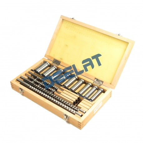 Keyway Metric Broach Set - 26 Combinations_D1141901_main