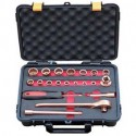 Non-sparking Beryllium-Copper - 21 Piece Tool Set