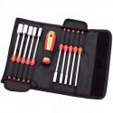 11-Piece VDE Interchangeable Nutdriver Set - 10*M4-13/ Red & Yellow Handle_D1159053_1