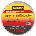 """PVC Electrical Insulation Tape - Line Set Tape - 3/4"""" x 66ft - Qty. 24 Rolls_D1016476_1"""
