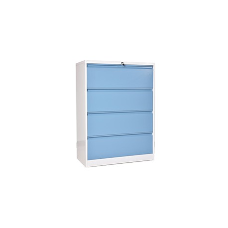 4 Drawers File Cabinet - 133.2 x 45 x 90cm_D1171229_main