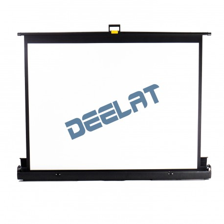 """Projector Screen - 4:3 - 60"""" (Floor Screen PVC)_D1141074_main"""