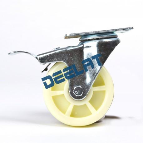 Medium Duty Double Ball Bearing Nylon Caster--95kg_D1143911_main