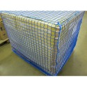 "Pallet Rack Netting - Three Bay - 1-3/4"" Square - 297"" L"