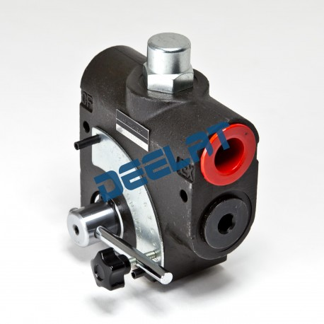 "Pressure-Compensating Variable Flow Control Valve - 0-60 GPM,1/2"" - NPT_D1151423_main"
