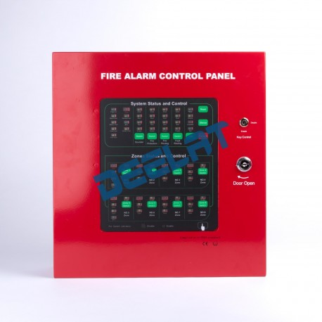 Fire Alarm System Control Panel - 8 Zones_D1142903_main