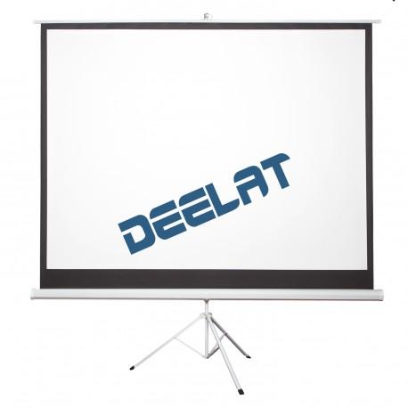 "Projector Screen - 1:1 - 96"" (Tripod PVC)_D1060766_main"