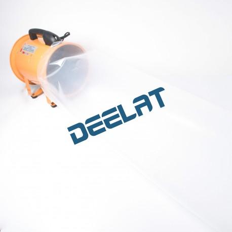 """Lay Flat Ducting - 492 ft (Length) * 9 27/32"""" (Diameter)_D1143727_main"""