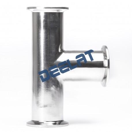"""Tri-Clamp Tee Pipe – 3A – 2""""_D1140586_main"""