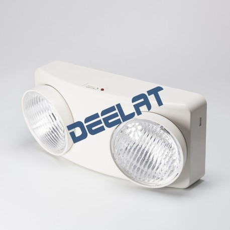 120/277 VAC Eyeball Shape LED Emergency Light_D1159114_main