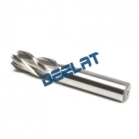4 Flute Regular Length End Mill - HSS Co8 - Dia. 19mm_D1154752_main