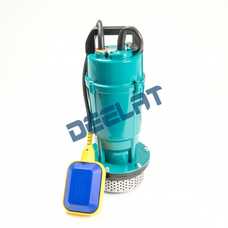 Submersible Electric Sump Pump - 52 FT (16 M) @ 100 GPM (22 m3/H) - Single Phase - 1.5 HP_D1156389_main