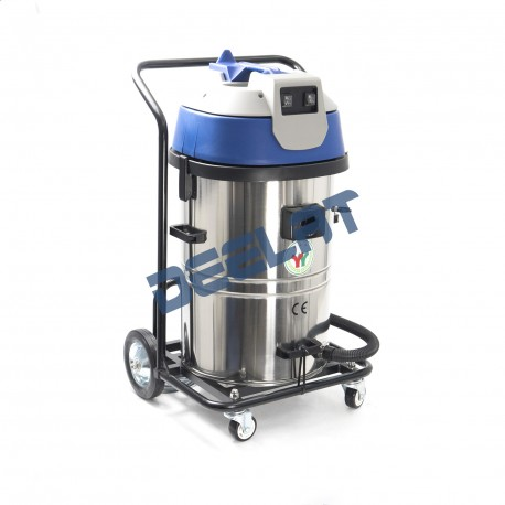 Vacuum Cleaner - Wet/Dry Industrial - 16G - 2400 W - 7770 FT3/HR_D1144222_main