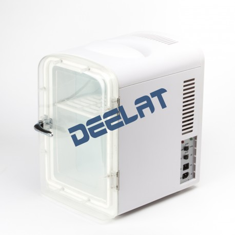 4.5L Thermoelectric Mini Fridge Cooler and Warmer - 25.5*18.9*28.5cm_D1157376_main