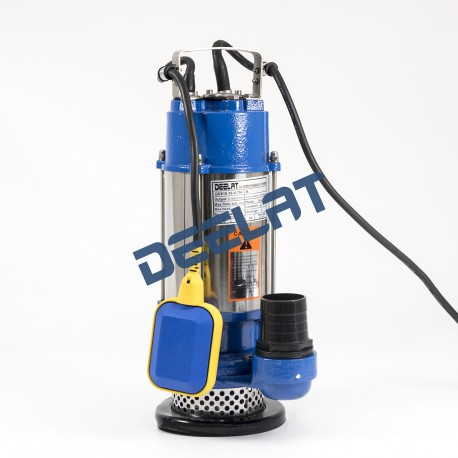 Submersible Electric Sump Pump - 56FT (17 M) @ 85 GPM (19 m3/H) - Single Phase - 1 HP_D1171742_main