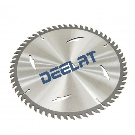 "Circular Saw Blade - Solid Wood - Thin Kerf - Diameter 9.1"" - 60 Teeth_D1141576_main"