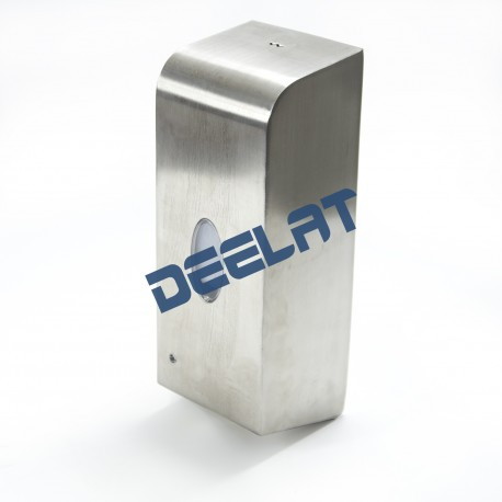 Wall Mount Automatic Liquid Soap Dispenser - Stainless_D1016924_main