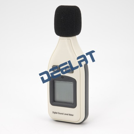 "Sound Level Meter – 30 – 130 dBA – 2.1"" x 1.4"" x 5.8""_D1141128_main"