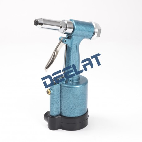 Pneumatic/Hydraulic Riveter Gun - 2.4 mm, 3.2 mm, 4 mm, 4.8 mm - 3 Jaw - Blue_D1172467_main