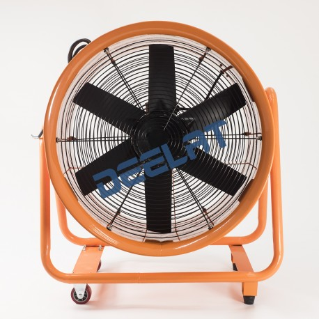 "Air Blower Fan - Metal - 24"" - 4 HP Ventilator_D1148100_main"