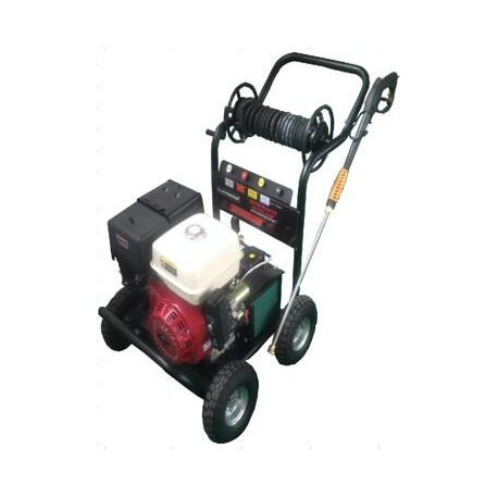 Pressure Washer – Cold Water – Gasoline – Battery Starting - 13 HP - 3600 PSI_D1774625_main