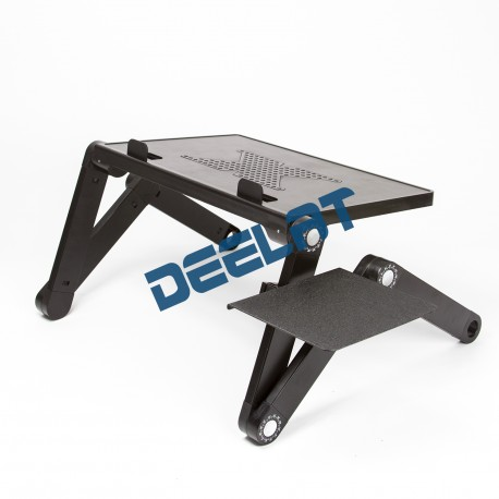 Aluminum Laptop Stand - 50*28*5.5cm - Black Finish_D1161402_main