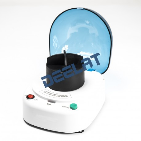 Centrifuge - 1700xg - Capacity 6 x 1.5mL/2.0mL / 2 x 8 x 0.2mL Vacutainers - LCD Digital Clinical_D1162059_main