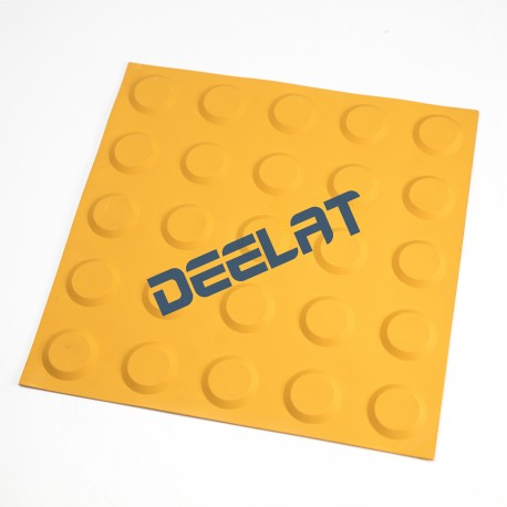 Blind Road Tile - 25 x 25 CM - Yellow - Punctiform_D1775394_main