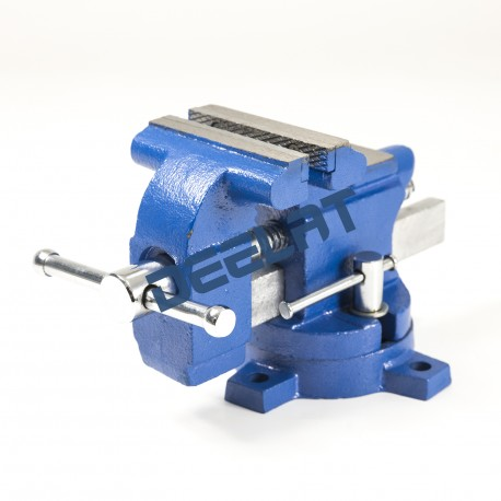 "Heavy Duty Bench Vise with Anvil and Swivel Base – 3-1/2"" – Standard Duty_D1159420_main"