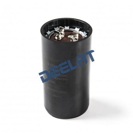 Motor Start Capacitor – 400 – 480 Microfarads - 8.5 x 4.6 x 8.5 cm_D1157864_main
