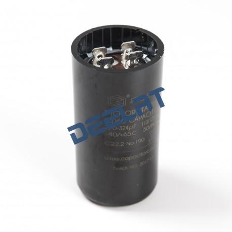 Motor Start Capacitor – 270 – 324 Microfarads - 7 x 3.6 x 7_D1157859_main
