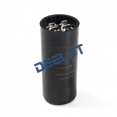 Motor Start Capacitor – 233 – 280 Microfarads - 8.5 x 3.6 x 8.5_D1157836_main